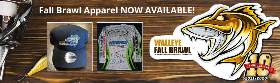 Fall Brawl Apparel